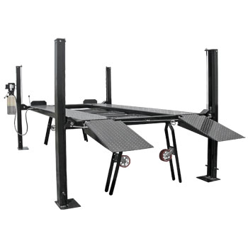 4 Post Lifts Pse 8 000 Csp Portable Automotive Car Truck Lift