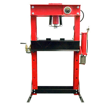 40 Ton Shop Press Parts http://www.proseriesequipment.com/products/shop-equipment/shop-presses/pse-jmsp-9240.php